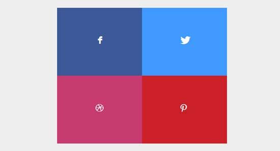 CSS3-Social-Block