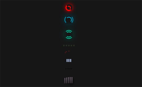 CSS3-loading-animations