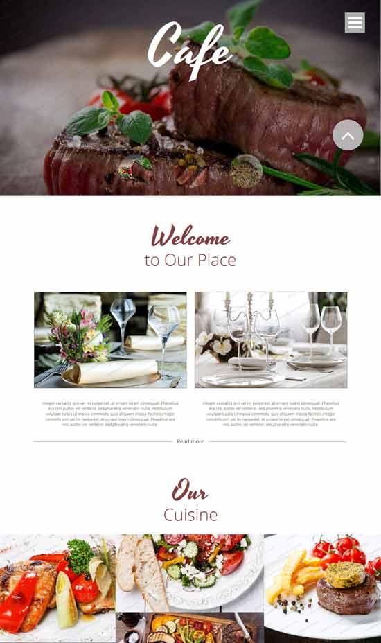 Cafe-Restaurant-Free-Website-Template