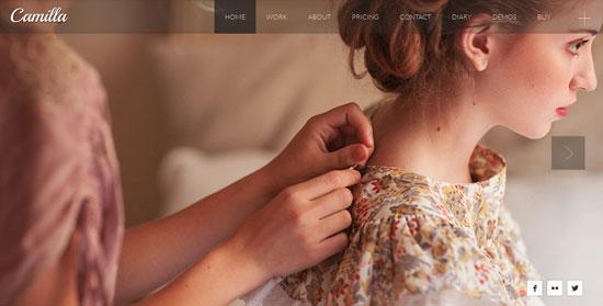 Camilla-Horizontal-Fullscreen-Photography-Theme