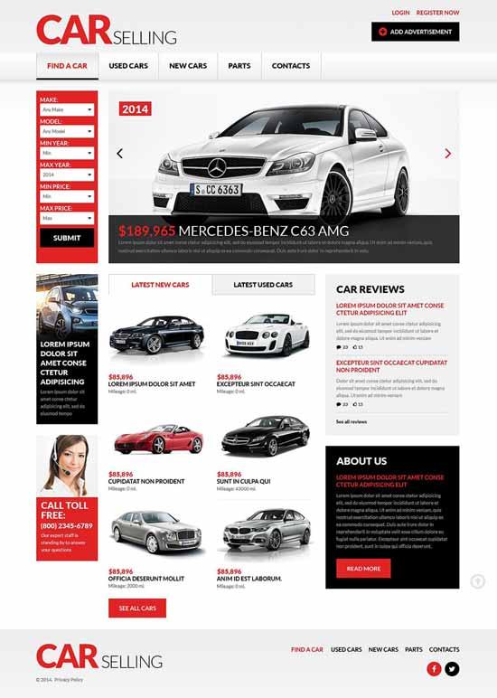 Car-Dealer-Responsive-Website-Template