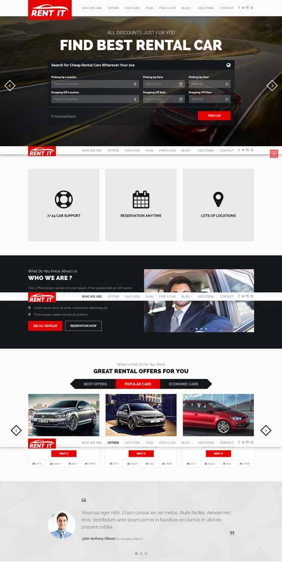 Car-Rental-HTML-Template