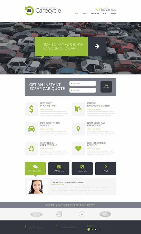 Car-Scrap-Yard-Responsive-Website-Template