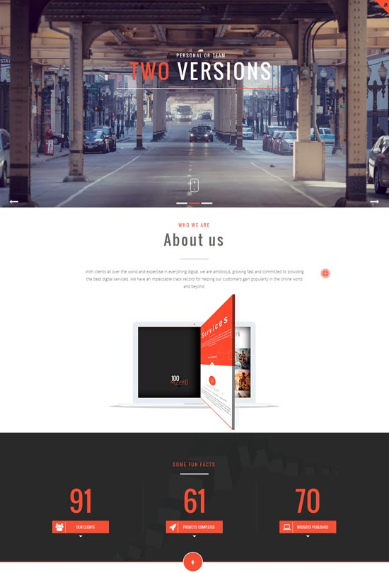 Cashemir-Responsive-One-Page-Template