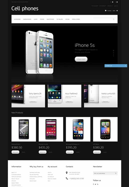 Cell-Phones-Shop-Responsive-Magento-Theme