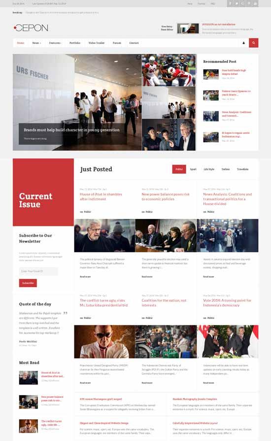 Cepon-News-and-Magazine-Joomla-Templates