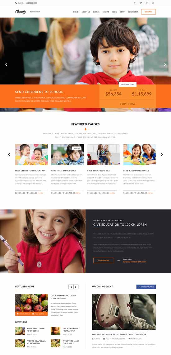 Charity-Foundation-HTML-Template