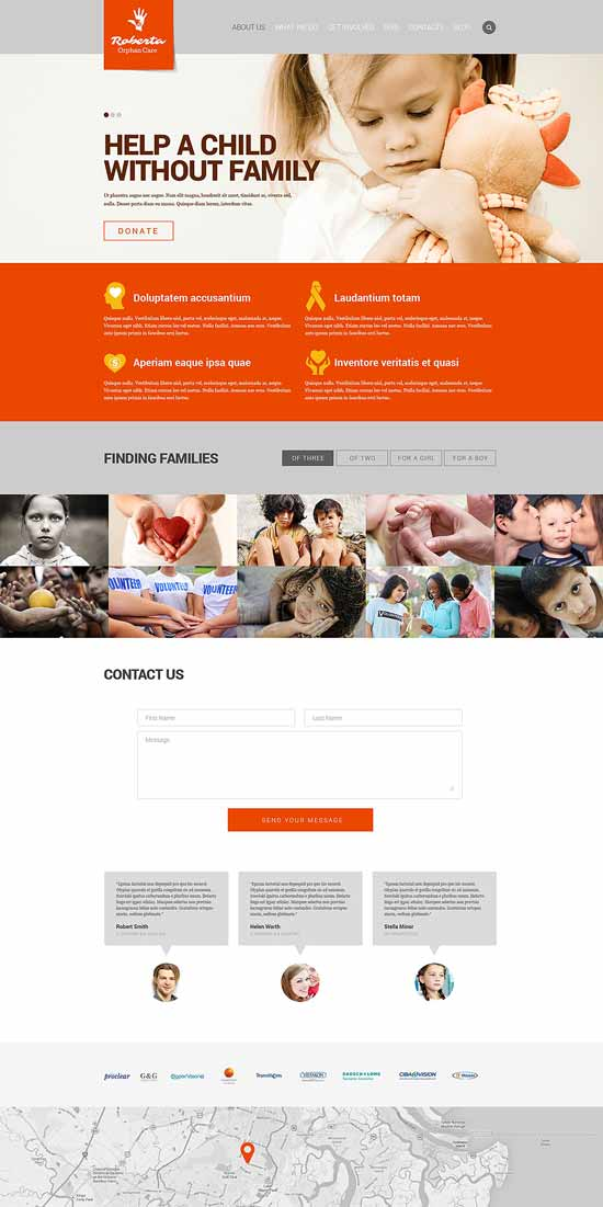 Charity-Responsive-Website-Template-52070