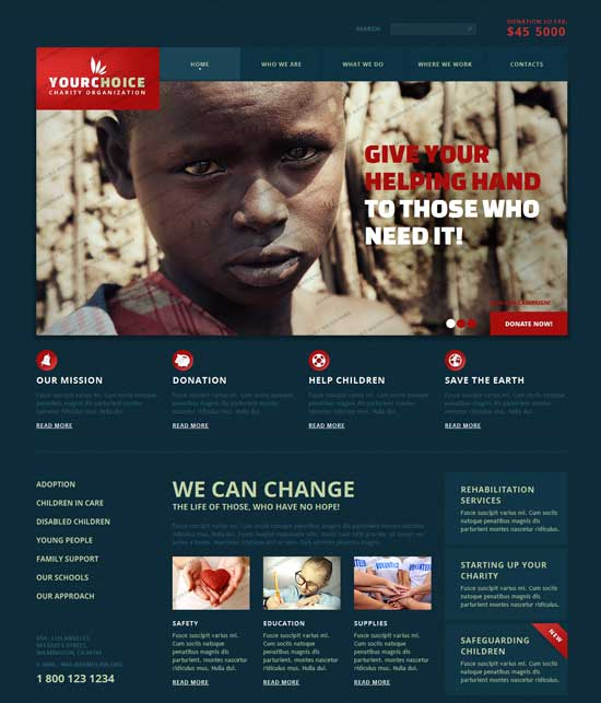 Charity-Responsive-Website-Template 53117
