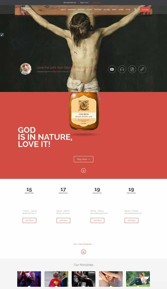 Church-Events-WordPress-Theme