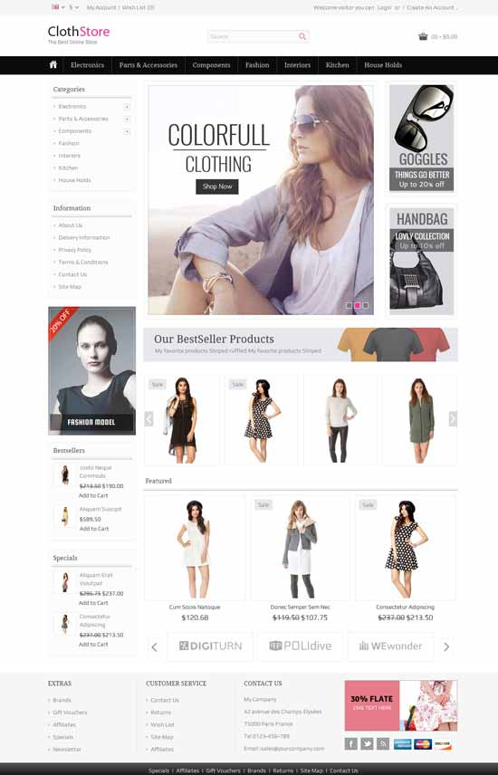 ClothStore-Opencart-Responsive-Theme