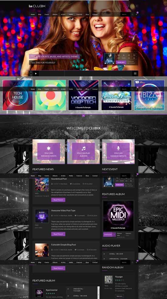 Clubix-Nightlife-WordPress-Theme