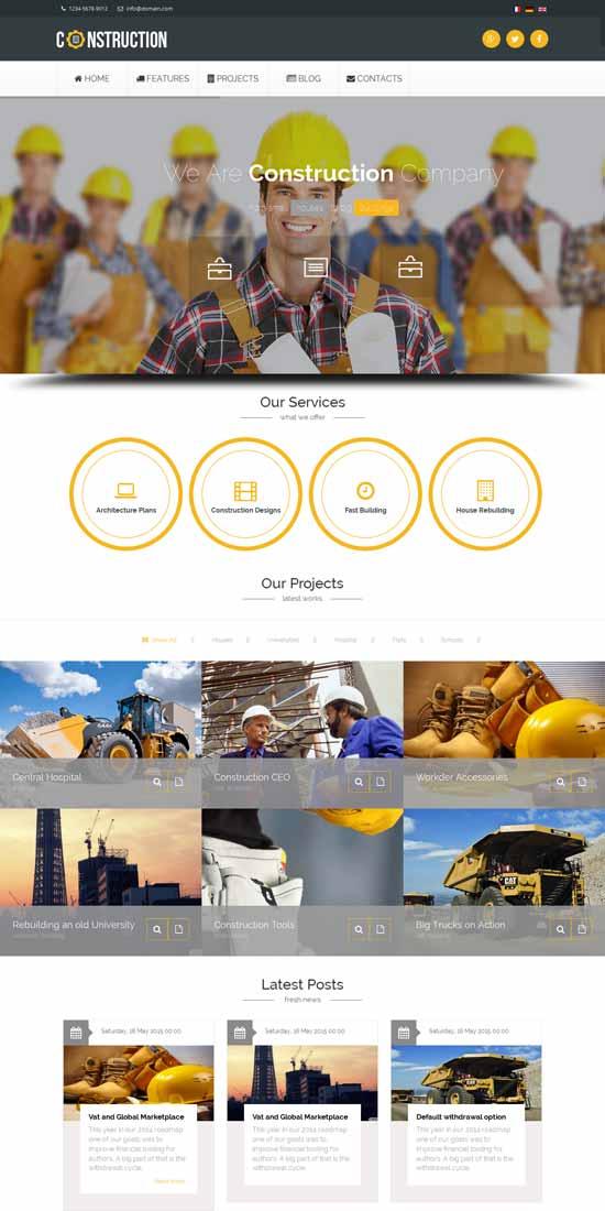 Construct-Industrial-Joomla-Template
