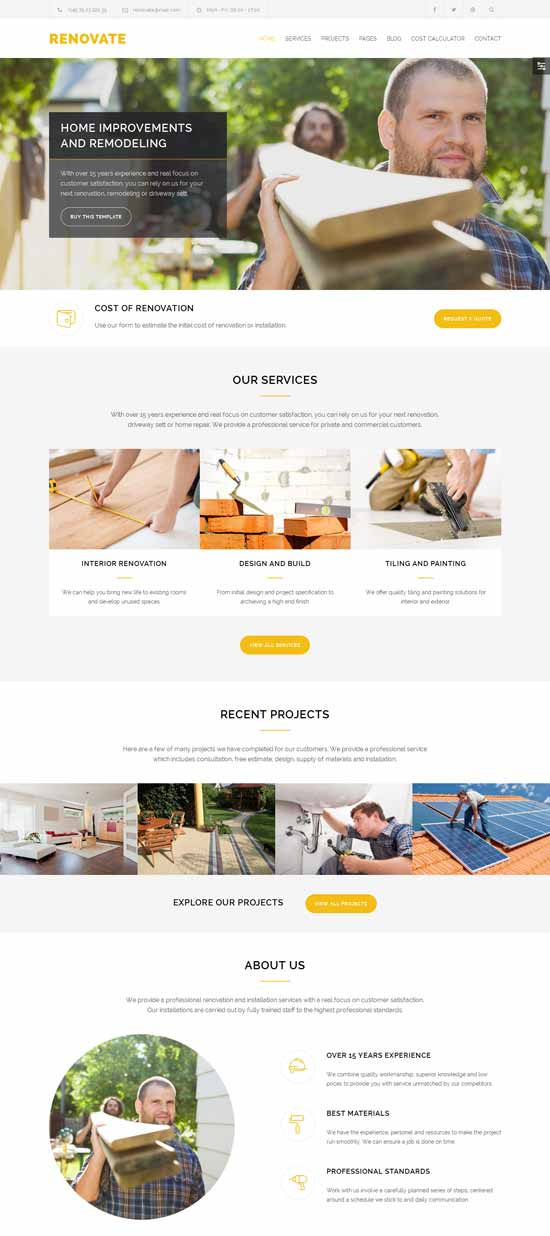 Construction-Renovation-Template