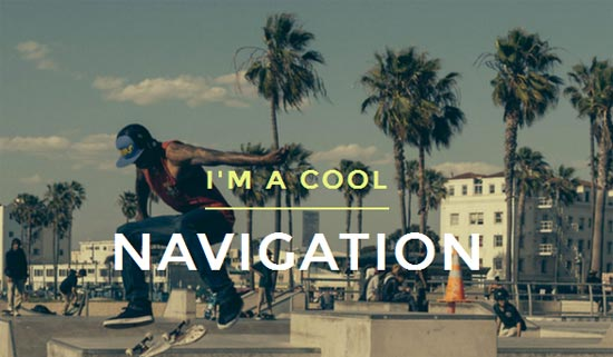 Cool-Navigation