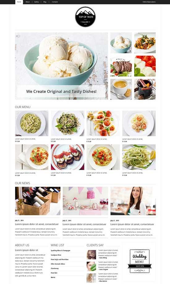 Cozy-Restaurant-Joomla-Template
