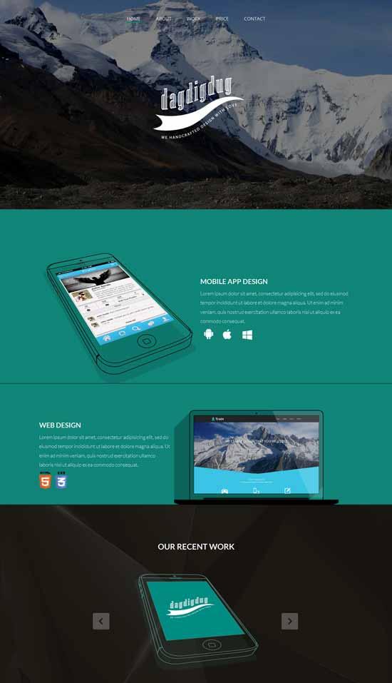 Dagdigdug-Free-landing-page-Responsive-template