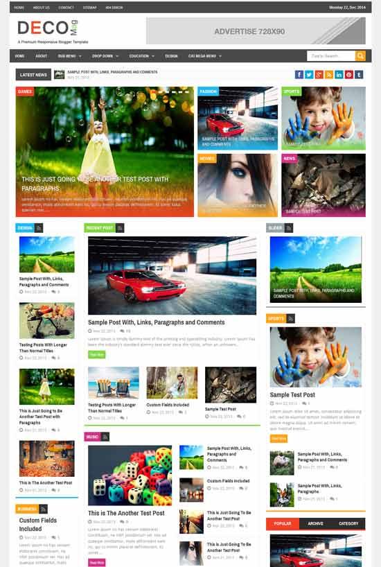 Deco-Mag-Responsive-Magazine-Blogger-Template