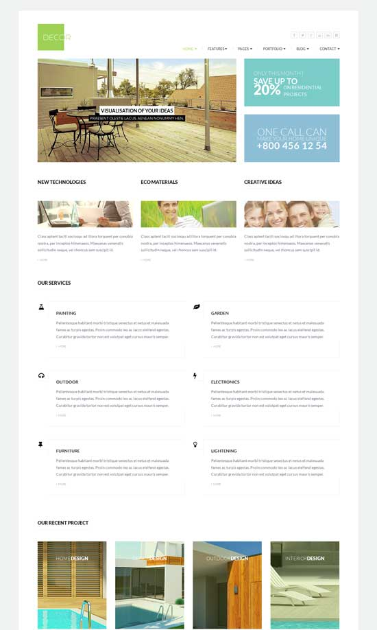 Decor-HTML5-Interior-Design-Template
