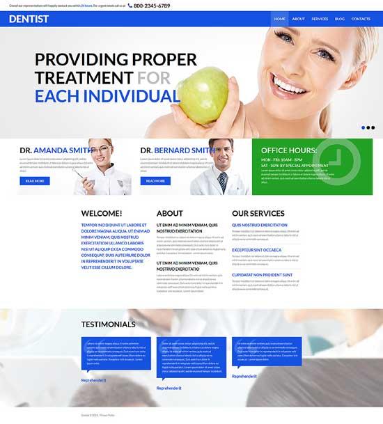 Dental-Health-Care-Joomla-Template