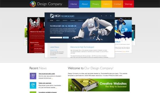 Design Company Drupal 7