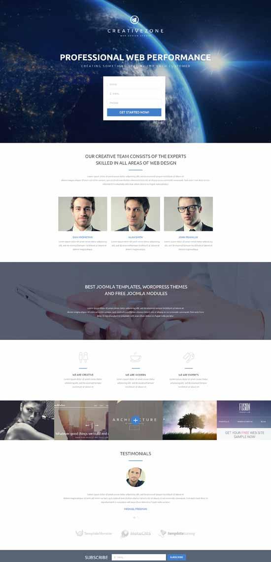 Design-Studio-Free-Landing-Page-Template