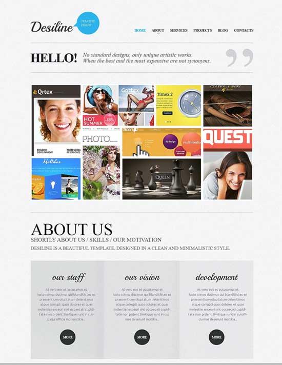 Desiline-Design-Studio-Responsive-Website-Template