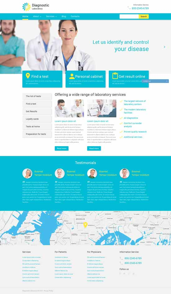 Diagnostic-Laboratory-WordPress-Theme