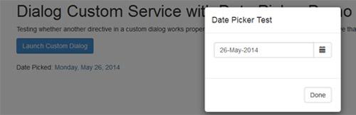 Dialog-Custom-Service-Date-Picker