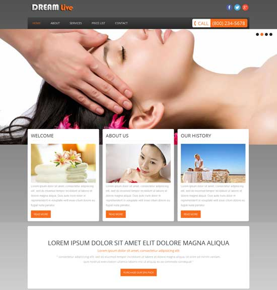 Dream-Live-Free-Beauty-Parlour-Website-Template