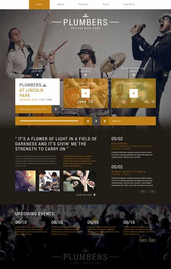 Dream-Rock-Band-Project-Joomla-Template