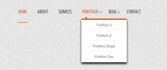 Drop Down Responsive Menu with CSS3 and jQuery