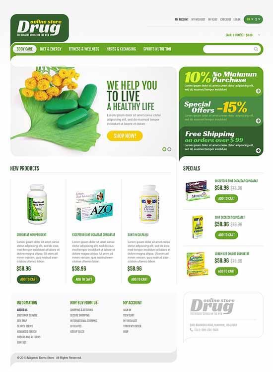 Drug-Store-Responsive-Magento-Theme