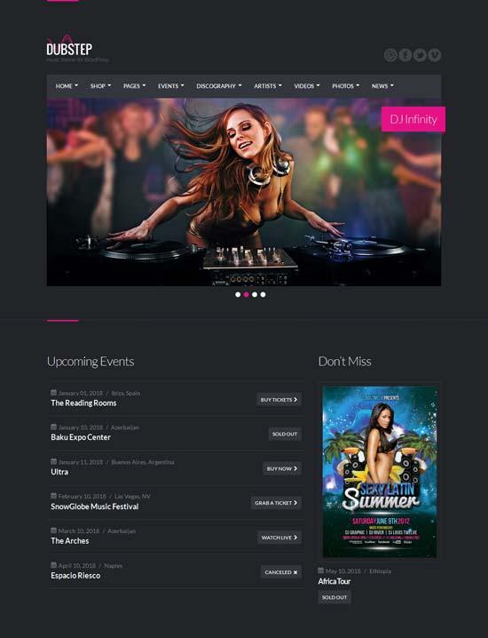 Dubstep-Premium-Music-Black-WordPress-Theme