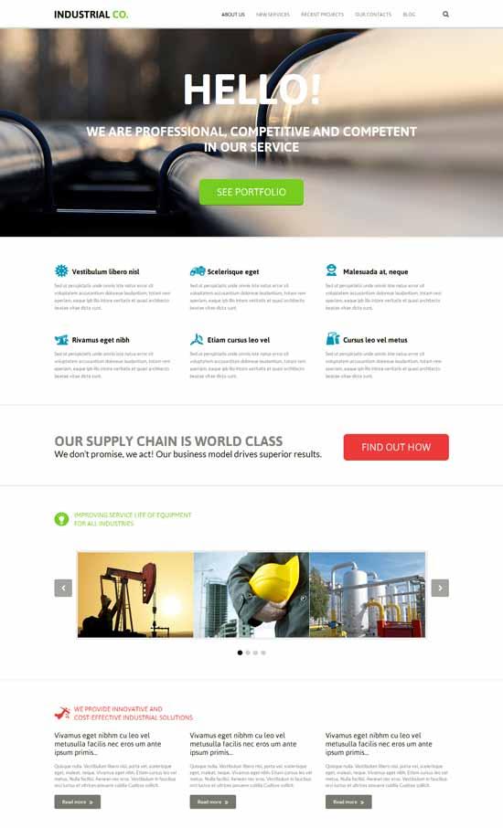 Ecofriendly-Industrial-Services-Joomla-Template
