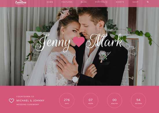Everline-Wedding-WordPress-Theme