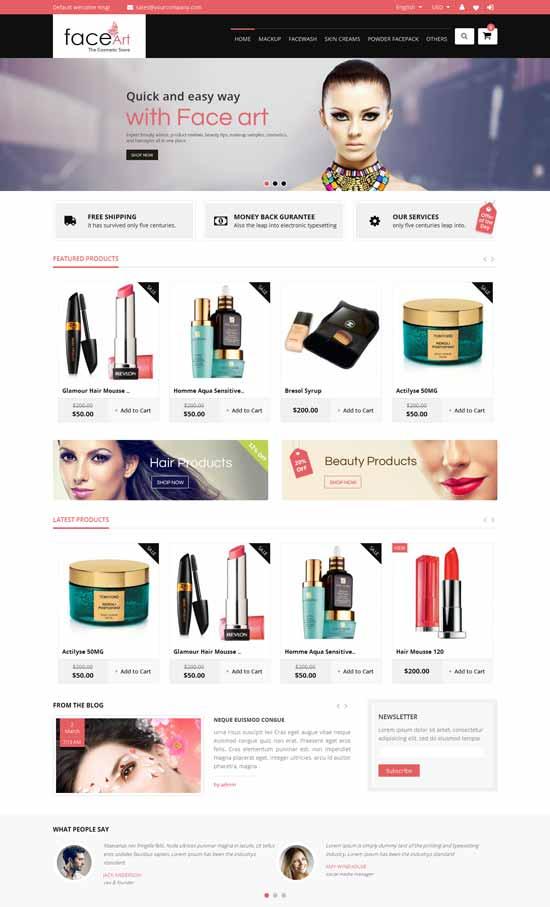 Face-Art-Beauty-Store-Responsive-Magento-Theme