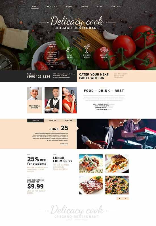 Fancy-Restaurant-Joomla-Template