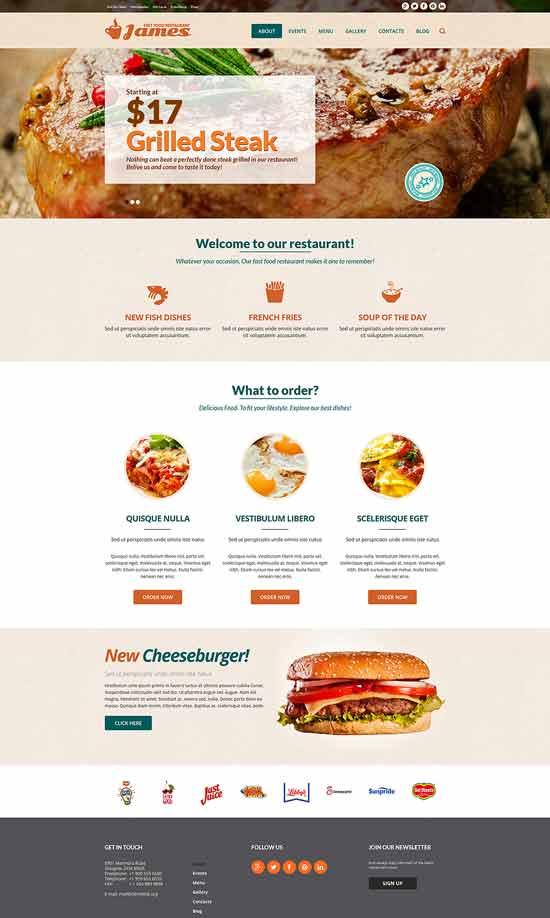 Fast-Food-Restaurant-Joomla-Template