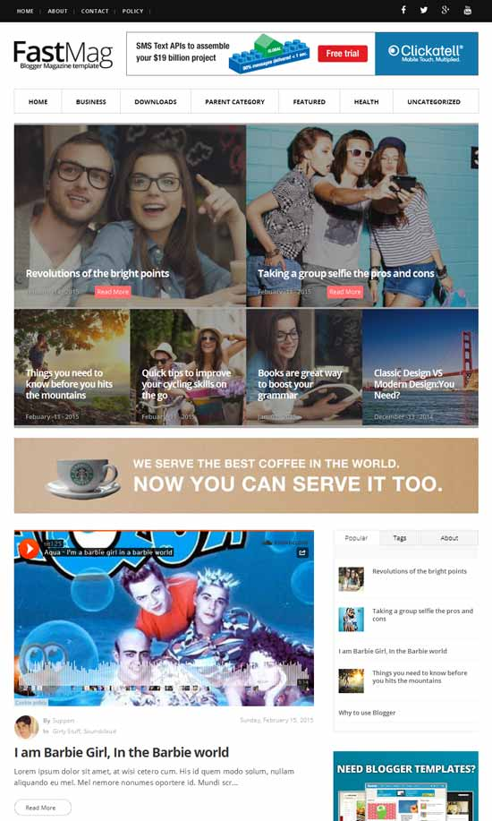 FastMag-Free-responsive-blogger-template