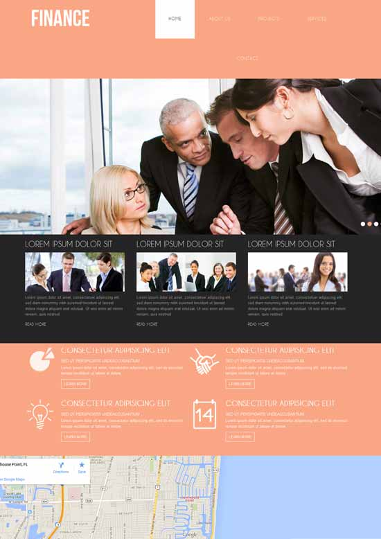 Finance-Free-Business-Consulting-website-Template