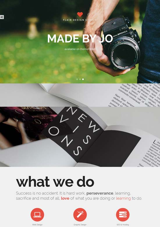 Flair-One-Page-Responsive-Html5-Template