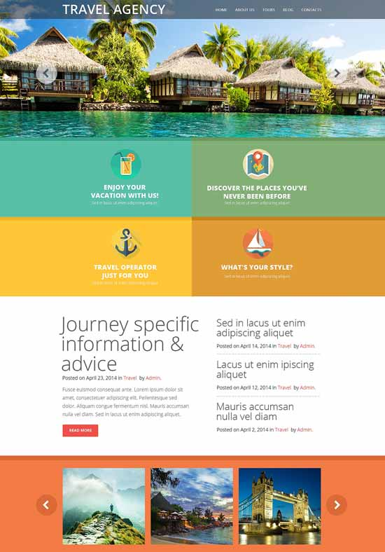 Flat-Travel-Agency-Responsive-Website-Template