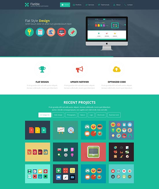 Flatible-Flat-Design-Style-Template