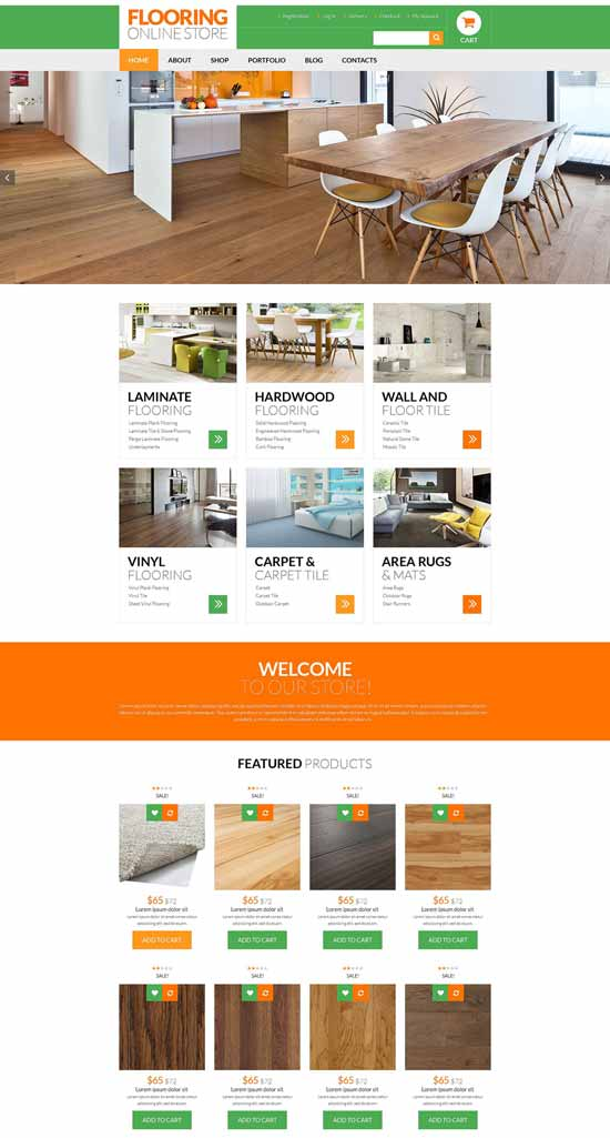 Flooring-Services-WooCommerce-Theme-53306