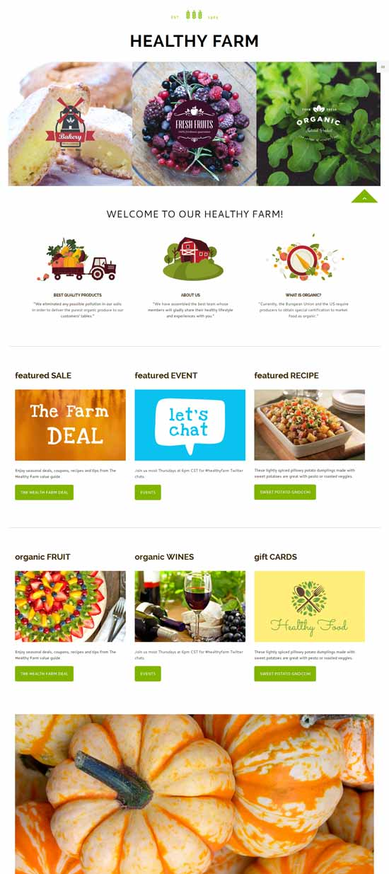 Food-Agriculture-WordPress-Theme