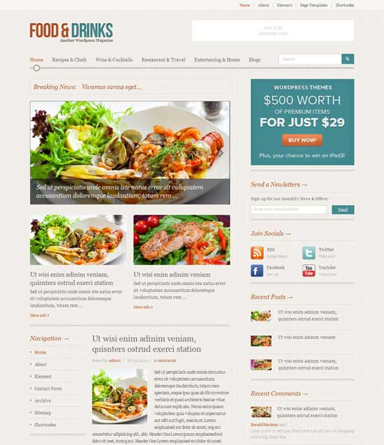 FoodMag-Free-Restaurant-WordPress-Theme