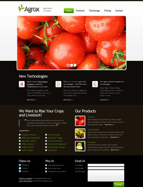 Free-Agriculture-Website-Template-Agrox
