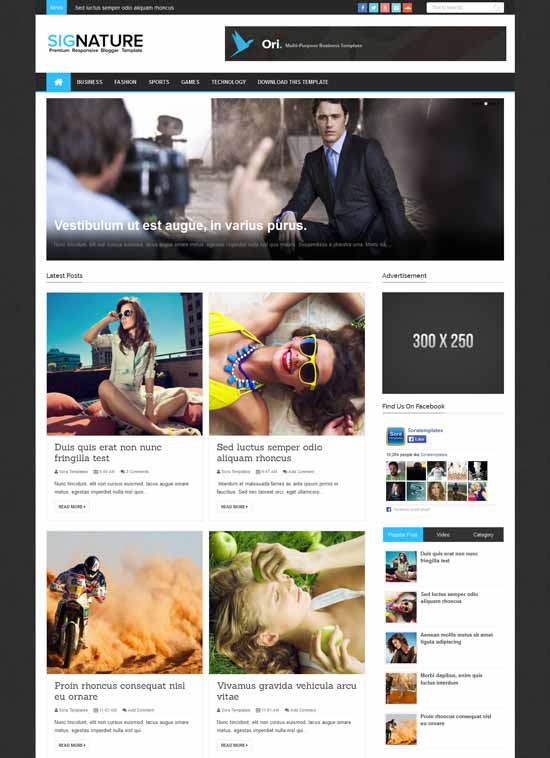 Free-Blogger-theme-for-a-news-or-magazine