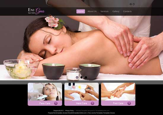 Free-Elegant-Spa-Salon-Website-Template